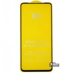 Закаленное защитное стекло для Realme 6, 0,26 мм 9H, 2.5D, Full Glue, черное