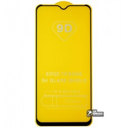 Закаленное защитное стекло для Realme 6i, 0,26 мм 9H, 2.5D, Full Glue, черное