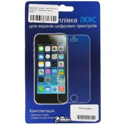 Защитная пленка для iPhone 6, iPhone 6s, на заднюю крышку, ЛЮКС
