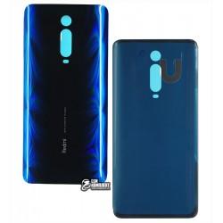 Задняя крышка батареи Xiaomi Mi 9T, синяя