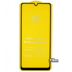 Закаленное защитное стекло для Samsung A315 Galaxy A31, 0,26 мм 9H, 2.5D, Full Glue, черное
