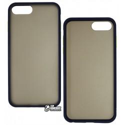 Чехол для iPhone 7 Plus/8 Plus, Gingle Matte color, пластиковый