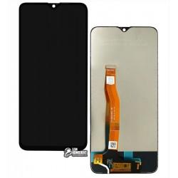 Дисплей Realme 3 Pro, Realme 5 Pro, Realme Q, черный, с сенсорным экраном (дисплейный модуль), Original (PRC)