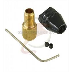 Патрон кулачковый на вал 3,17мм ( 0.3 мм - 3.5 мм )
