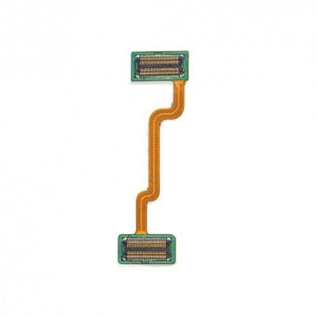 Шлейф для Samsung E910, межплатный, с компонентами