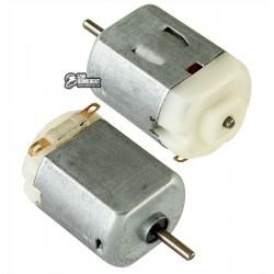 Двигатель постоянного тока для моделей, 3-6V