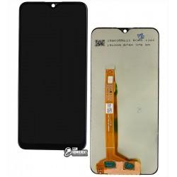 Дисплей Vivo Y11, Vivo Y12, Vivo Y15, Vivo Y17 черный, с сенсорным экраном (дисплейный модуль), Original (PRC)