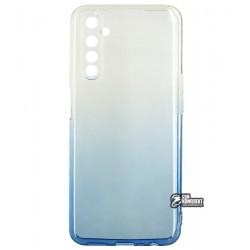 Чехол для Realme 6, Gradient Design, силиконовый