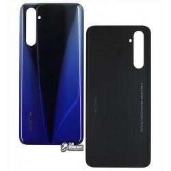 Задняя панель корпуса Realme 6, синяя