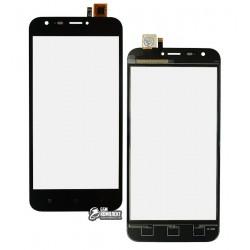 Тачскрин для Ulefone S7, черный