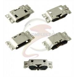 Коннектор зарядки для Asus ZenFone Go (ZC500TG) , 5 pin, micro-USB тип-B