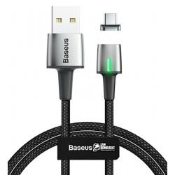 Кабель Type-C - USB, Baseus Zinc Magnetic, 2A 2M