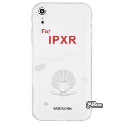 Чехол для Apple iPhone XR, KST, силикон, прозрачный