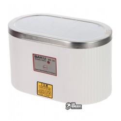 Ультразвукова ванна BAKU BK-3A з металевою кришкою, однорежимні 30W, 0.7L