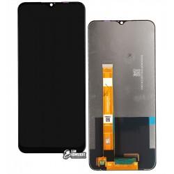 Дисплей Oppo A5 (2020), A9 (2020), A31, з сенсорним екраном (дисплейний модуль), чорний