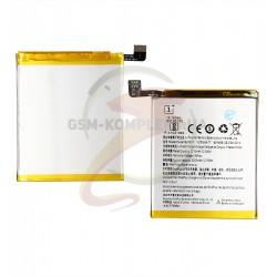 Акумулятор BLP637 для OnePlus 5, OnePlus 5T, Li-Polymer, 3.8 В, 3210 мАг