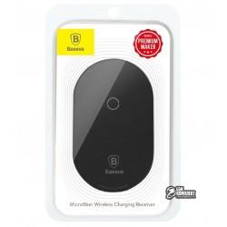 Приемник для беспроводной зарядки Baseus Microfiber Wireless Charging Receiver, Micro-USB