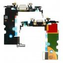 Шлейф для iPhone 8, iPhone SE 2020, конектора зарядки, білий