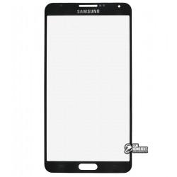 Скло дисплея Samsung N900 Note 3, N9000 Note 3, N9005 Note 3, N9006 Note 3, чорне