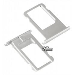 Держатель SIM-карты для Apple iPhone 6 Plus, черный