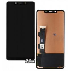 """Дисплей Xiaomi Mi 8 SE 5.88"""", черный, с тачскрином, (TFT), копия"""