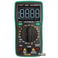 Мультиметр цифровой BAKU BA-8234A с инверсионным дисплеем, Auto Off