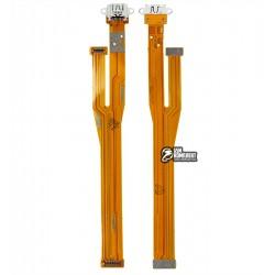 Шлейф для Oppo A5, Oppo A3s, коннектора зарядки
