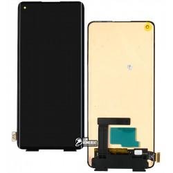 Дисплей для OnePlus 8, чорний, з сенсорним екраном (дисплейний модуль), Original (PRC)