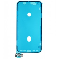 Стікер дисплея Apple iPhone XR, чорний, adhesive