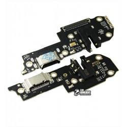 Шлейф для Oppo A72, мікрофона, коннектора навушників, коннектора зарядки, плата зарядки, USB Type-C