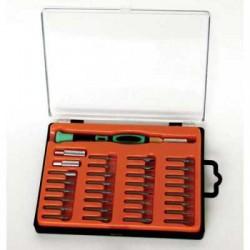 ProsKit SD-9803 Набор прецизионных отверток с насадками (33 шт)
