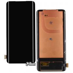 Дисплей для OnePlus 7T Pro, чорний, з сенсорним екраном (дисплейний модуль), Original (PRC)