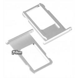Держатель SIM-карты для iPhone 6 Plus, белый