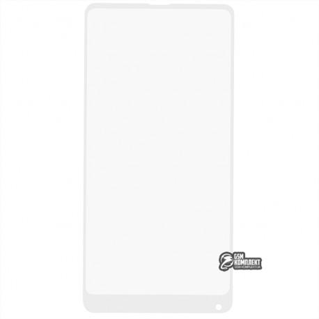 Скло дисплея Xiaomi Mi Mix 2, білий колір