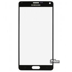 Стекло дисплея Samsung N910H Galaxy Note 4, черное