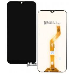 Дисплей Tecno Camon 11S (CB7), с сенсорным экраном (дисплейный модуль), черный