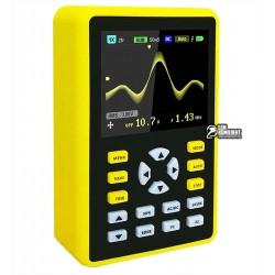 """Цифровий осцилограф FNIRSI 5012H, портативний, одноканальний, 100 МГц, 500 Мвиб / с, 2,4 """"TFT дисплей, 128 кБ"""
