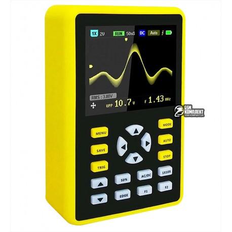 """Цифровой осциллограф FNIRSI 5012H, портативный, одноканальный, 100 МГц, 500 МВыб/с, 2,4"""" TFT дисплей, 128 кБ"""