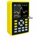 Цифровой осциллограф FNIRSI 5012H, портативный, одноканальный, 100 МГц, 500 МВыб/с, 2,4 TFT дисплей, 128 кБ