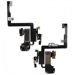 Шлейф для iPhone 11 Pro, датчика наближення, з динаміком, High Copy