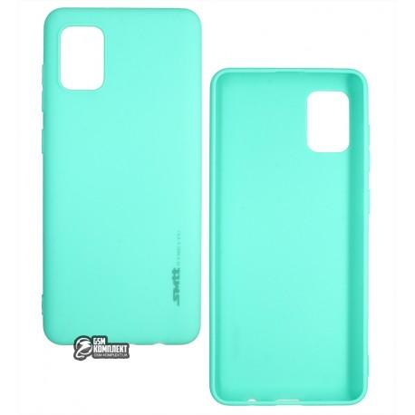 Чехол для Samsung A315 Galaxy A31, Smitt, силиконовый
