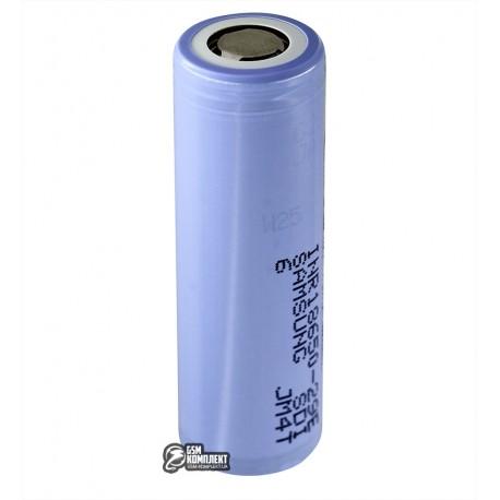 Аккумулятор Samsung INR18650-29E, (Li-ion 3.7V 2900mAh)