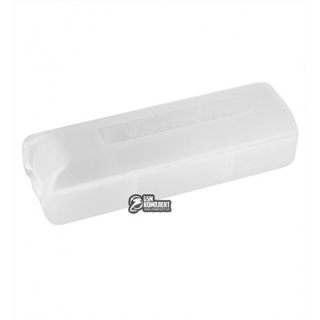 Пластиковый бокс Keeppower для хранения 1 x 18650 аккумуляторов