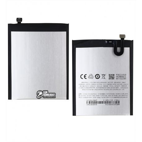 Аккумулятор BA621 для Meizu M5 Note, Li-Polymer, 3,85 B, 4000 мАч, High Copy