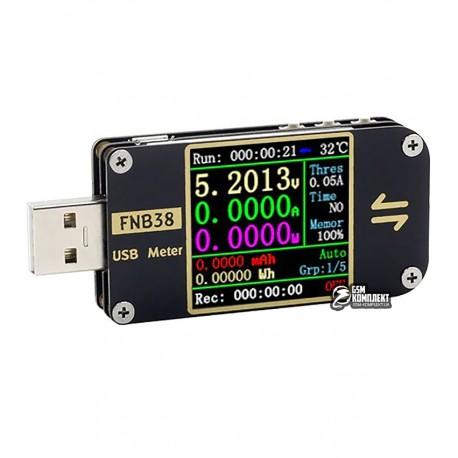 USB-тестер FNIRSI FNB38