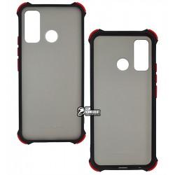 Чехол для Tecno Spark 5 Pro (KD7), Shock Matte Case, силиконовый, черный