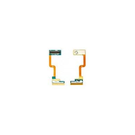 Шлейф для Samsung C5220, межплатный, с компонентами