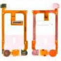 Шлейф для Nokia 3710, камеры, динамика, верхний, с компонентами