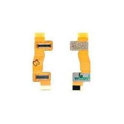 Шлейф для Motorola L7, с компонентами