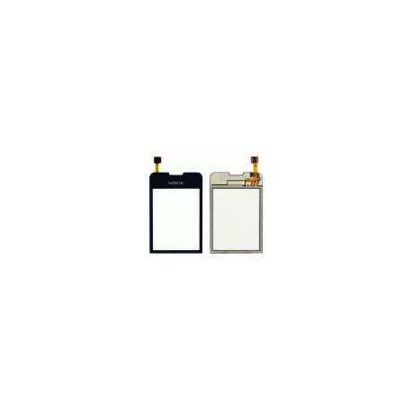 Тачскрин для Nokia 6208c, черный